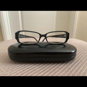 FENDI F622 401 Eyeglasses Frame, Black
